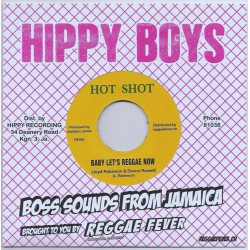 Baby Let's Reggae Now / Tribute To A Great Man (Aka Hot Pepper Aka Rise Up)