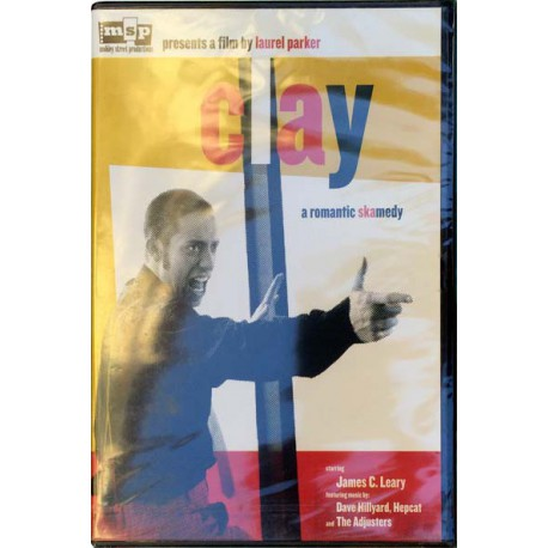 Clay - A Romatic SKAmedy (DVD)