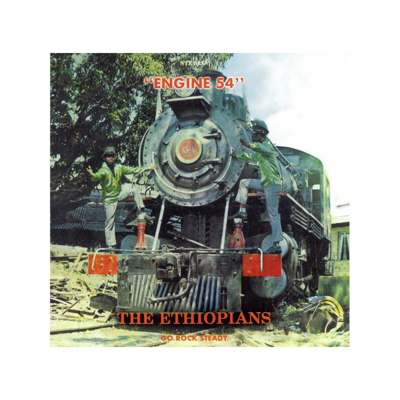 The Ethiopians - Engine '54 (Let's Ska And Rock Steady)