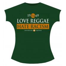 Love Reggae, Hate Racism (girlie)
