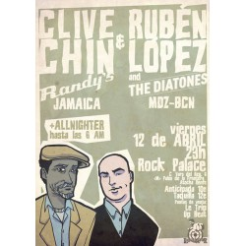 Ruben Lopez & Clive Chin (A3)