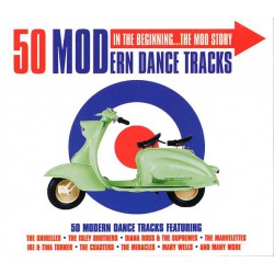 50 MODern Dance Tracks In The Beginning... The Mod Story