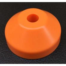 Orange (plastic spindle adapter)