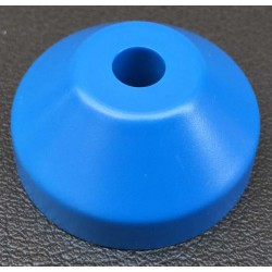 Blue (plastic spindle adapter)