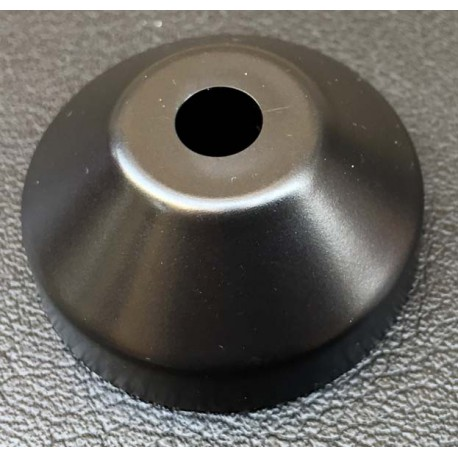 Black (plastic spindle adapter)