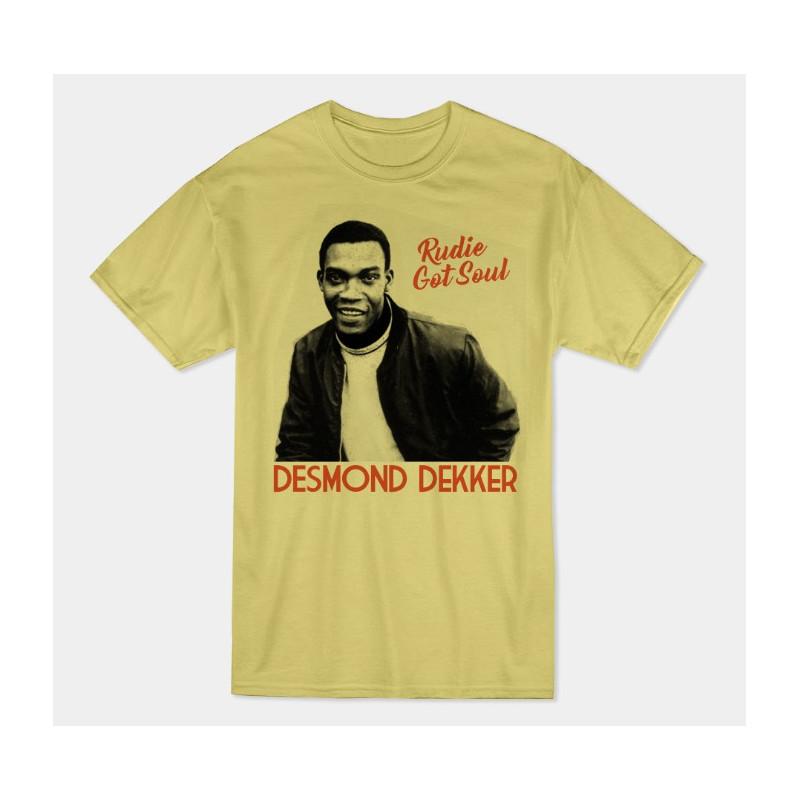 Desmond Dekker - Rudie Got Soul