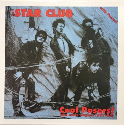 Cool Posers! (The Early Singles 1977-83)