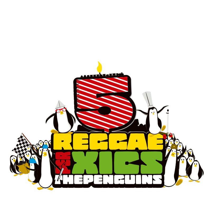 5 Reggae Per Xics / X