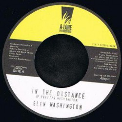 In The Distance / A-Lone Riders