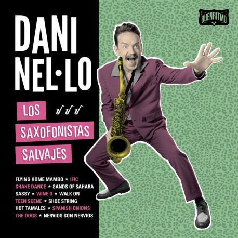 Los Saxofonistas Salvajes
