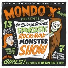 The Sensational Spooktastic Rock'n'Roll Monster Show