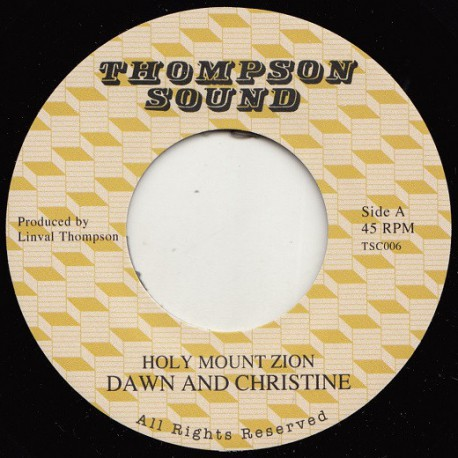 Holy Mount Zion