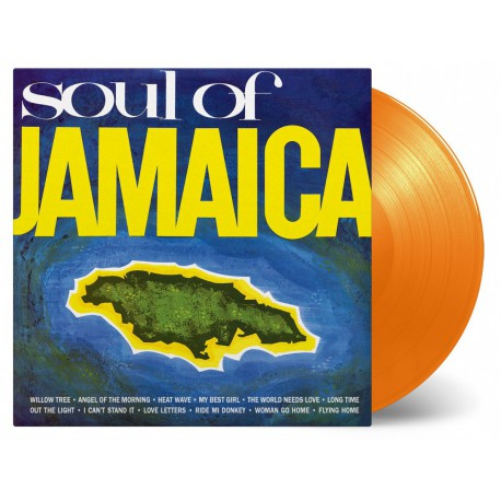 Soul Of Jamaica