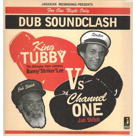 For One Night Only: Dub Soundclash