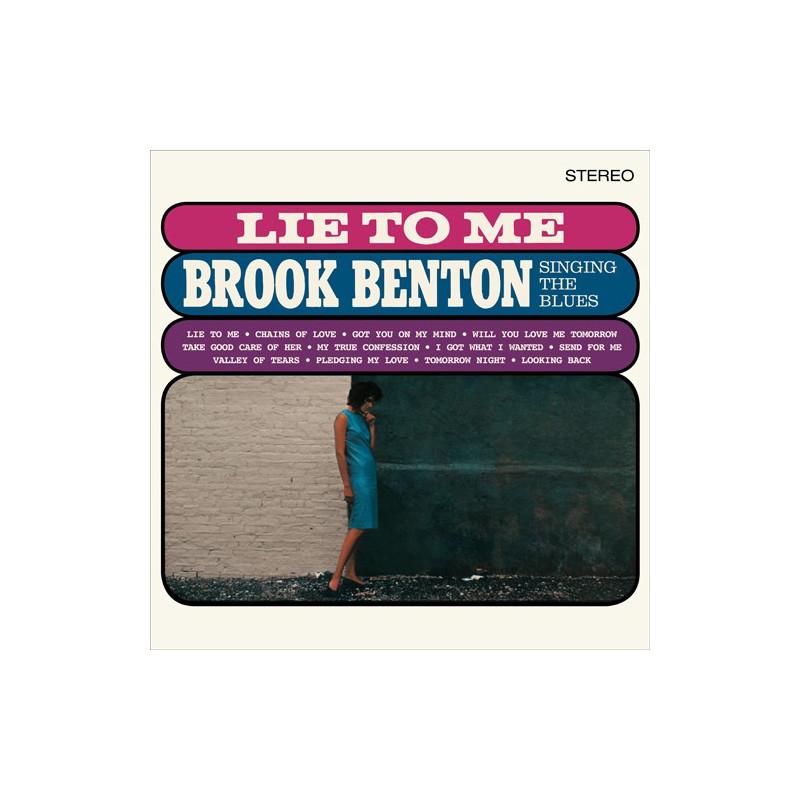 Lie To Me - Brook Benton Singing The Blues