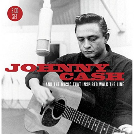 Johnny Cash And The Music That Inspired 'Walk The Line'