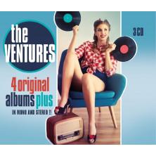 4 Original Albums Plus