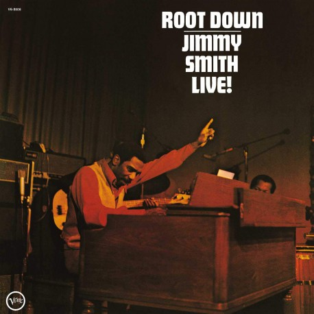 Root Down - Jimmy Smith Live!