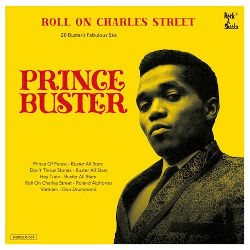 Roll On Charles Street