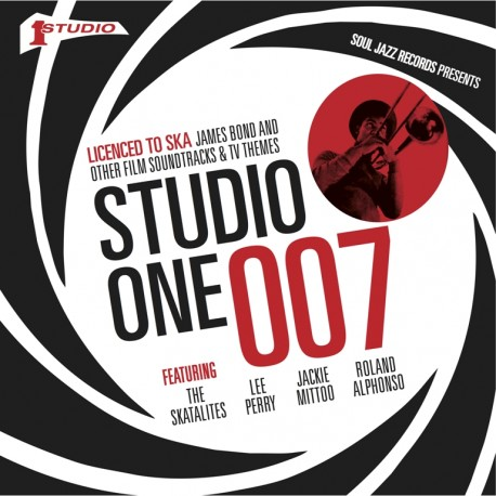 Studio One 007 - Licenced To SKA