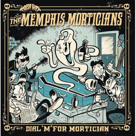 Dial 'M' For Mortician