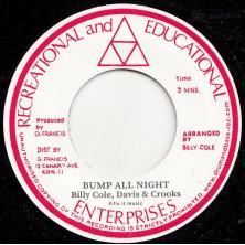 Bump All Night / Woman