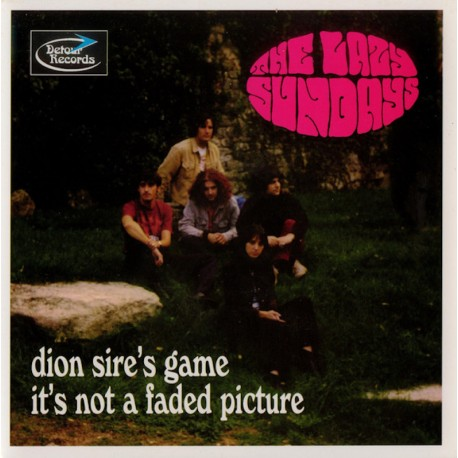 Dion Sire's Game / It's Not A Faded Picture