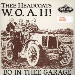 W.O.A.H! - Bo In Thee Garage