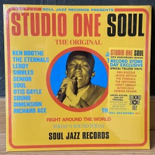 Studio One Soul (2xLP)