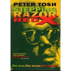 Red X Stepping Razor: The Peter Tosh Story (DVD)