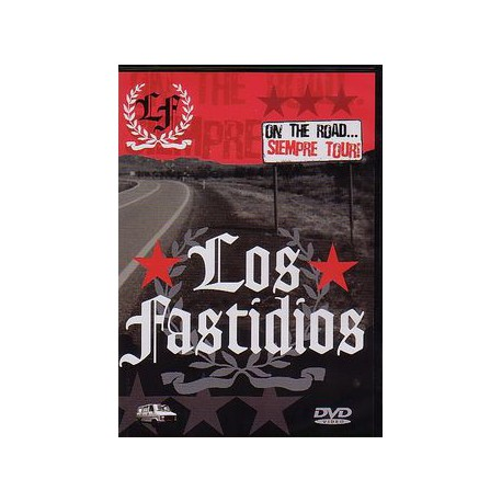 On The Road... Siempre Tour! (DVD)