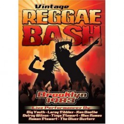 Vintage Reggae Bash (Brooklyn 1983) - DVD