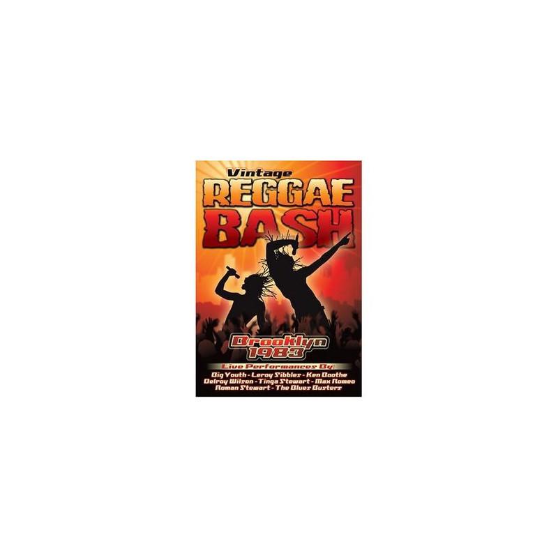 Vintage Reggae Bash (Brooklyn 1983) - DVD