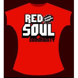 Red Soul Community 'Pump Reggae' (chica)