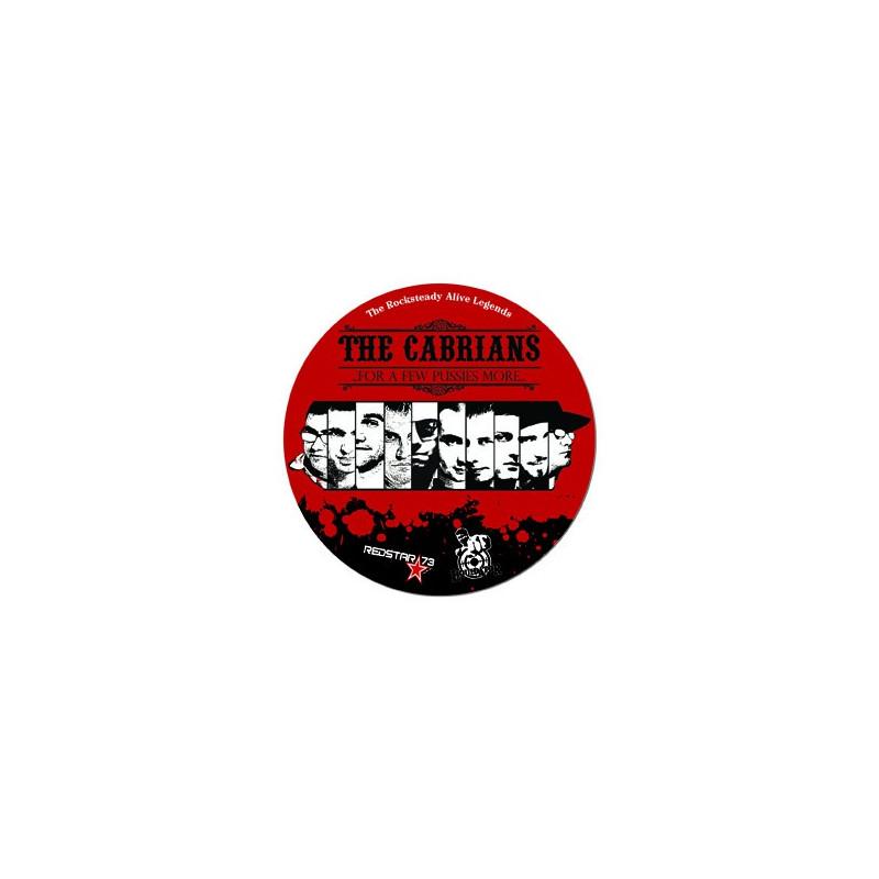The Cabrians (pegatina pvc)