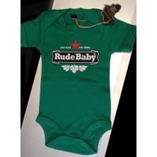 Rude Baby (babysuit)