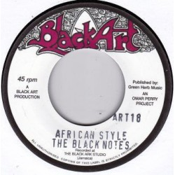 African Style / African Dub