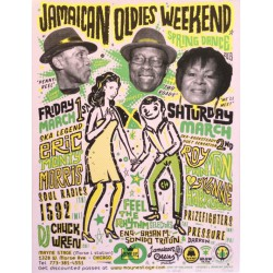 Jamaican Oldies Weekend 2013