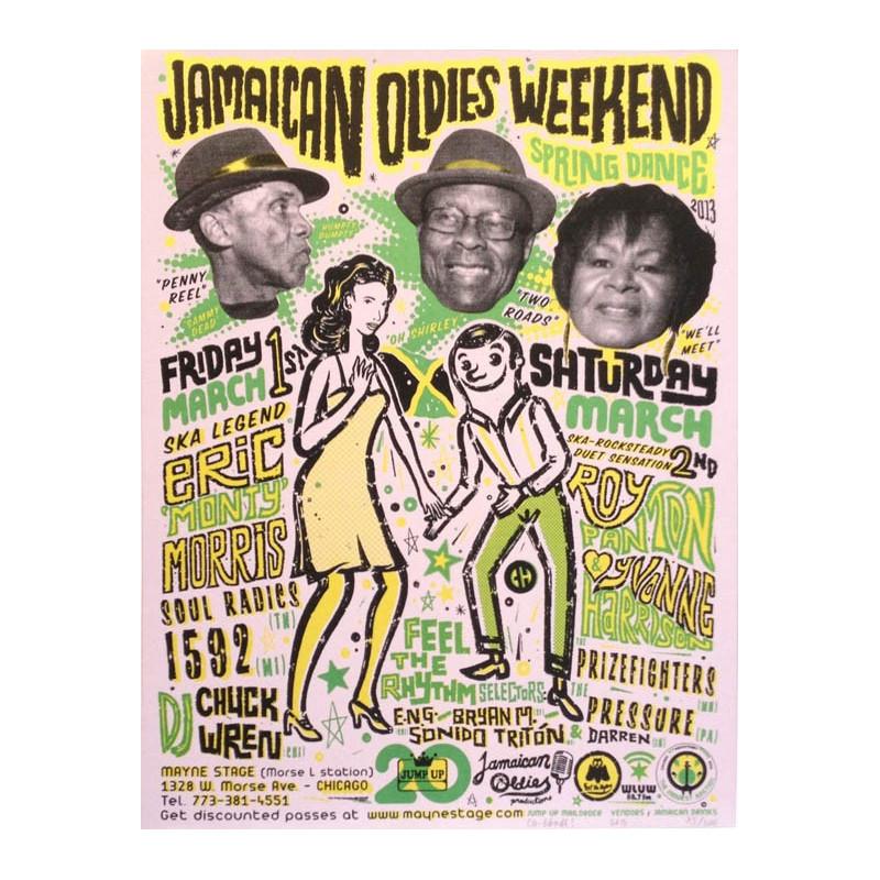 Jamaican Oldies Weekend 2013