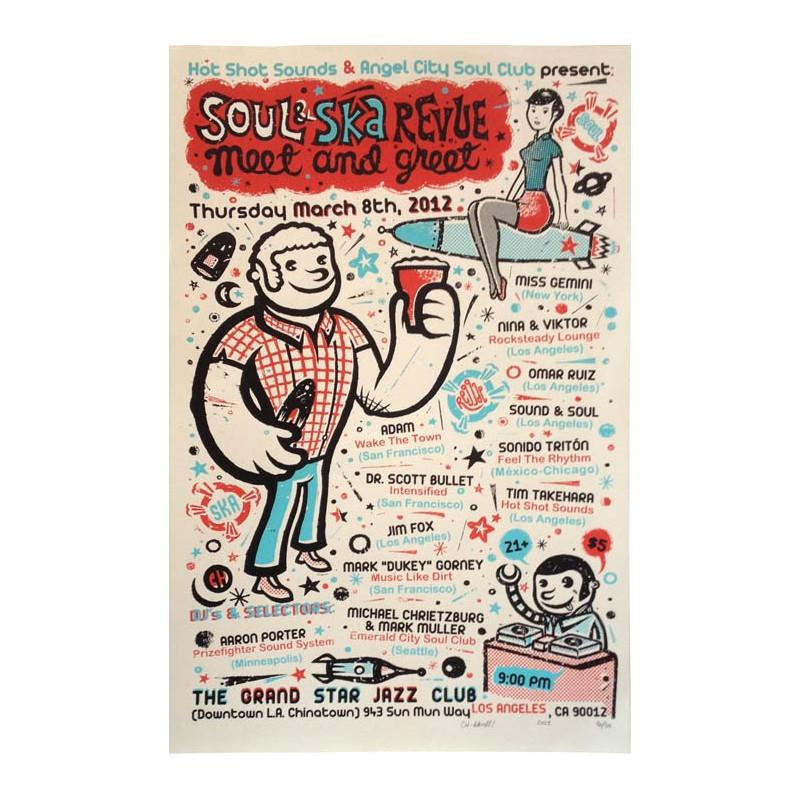 Soul & Ska Revue 2012