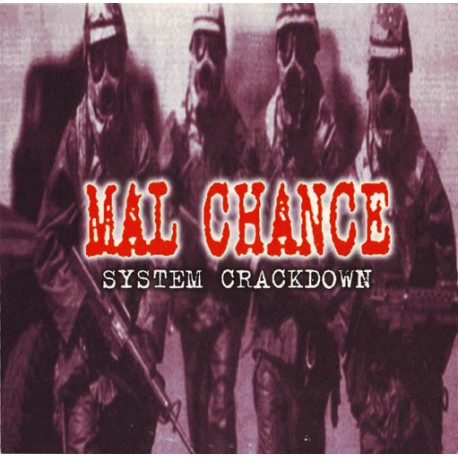 System Crackdown EP