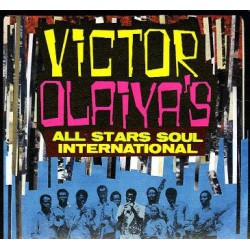 All Stars Soul International (digipack CD)